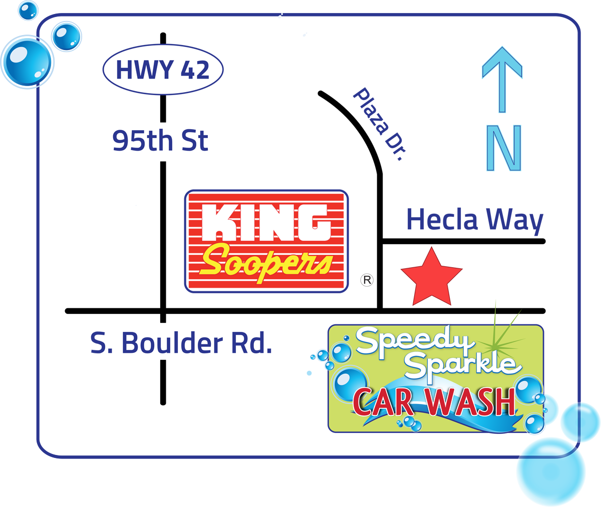 speedy sparkle car wash louisville colorado map and location and directions
